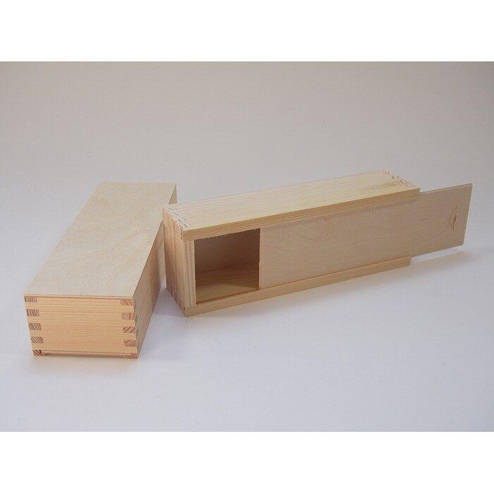 Koka penālis ar aizbīdni  230x80x55 mm /ZSKK179/