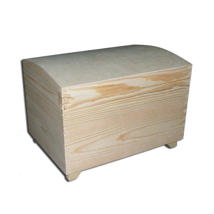 Liela koka lāde 350x250x250 mm /ZSKK112/