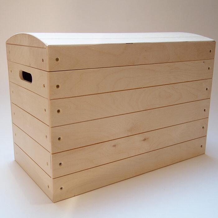 Koka kaste - Lāde - vidēja izmēra 500x260x355 mm /ZSKK88/
