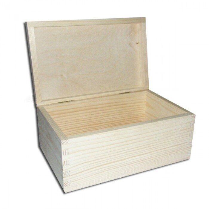 Koka kaste - taisnstūra 215x138x100 mm /ZSKK18/