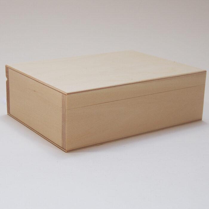 Liela koka kaste  bez aizdarītes 200x150x65 mm /ZSKK127/