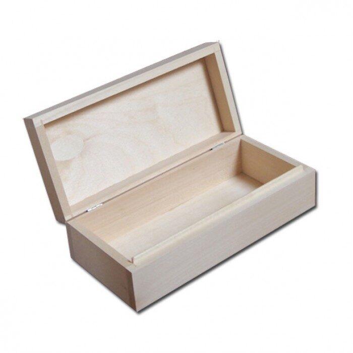 Koka kaste bez aizdarītes 240x115x72 mm /ZSKK131/
