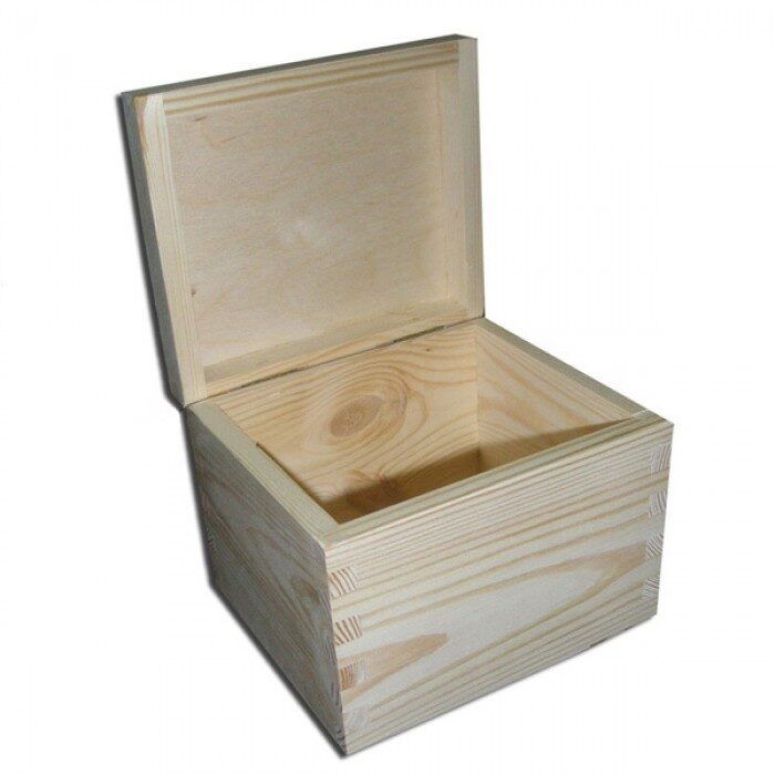 Koka kaste ar augstām malām 145x120x105 mm /ZSKK148/