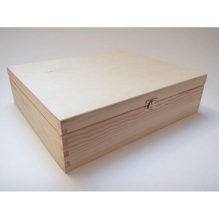 Koka kaste ar aizdarīti un 3 nodalījumiem /ZSKK61/