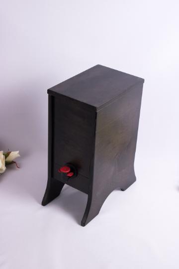 Koka vīna kaste (3 litru tilpumam)
