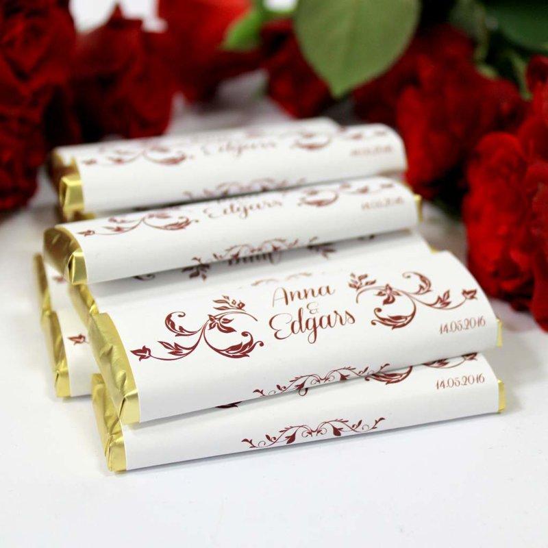 Mazā svētku šokolādīte