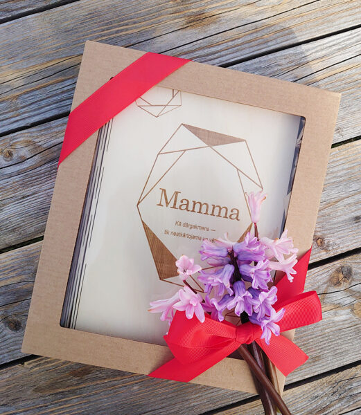 Atmiņu grāmata MAMMA