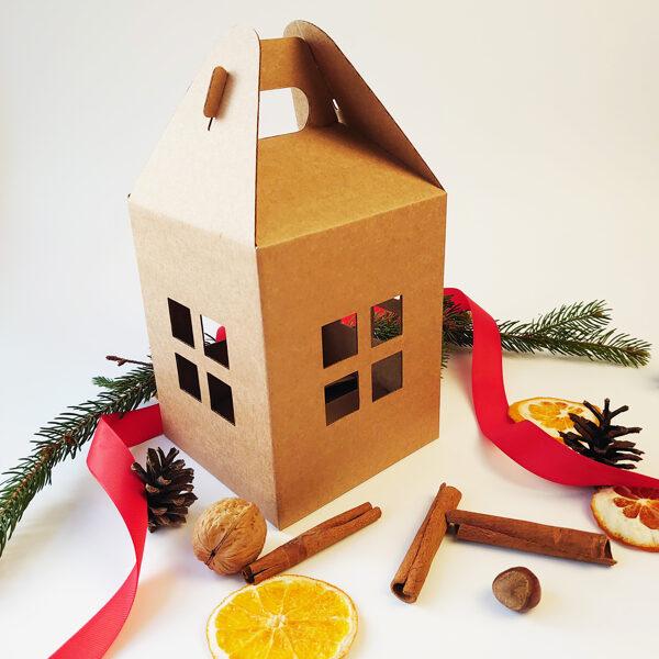 Mazais Ziemassvētku namiņš
