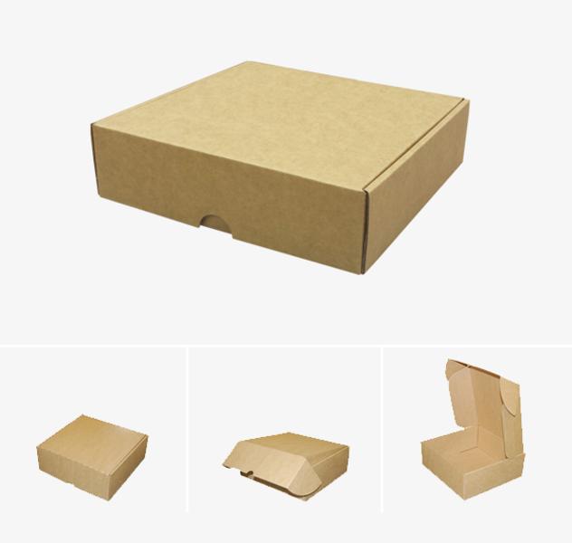 Kartona kastīte 185 x 180 x 50 mm /ZSK7/