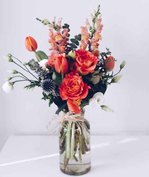 Kartiņa - Ziedi